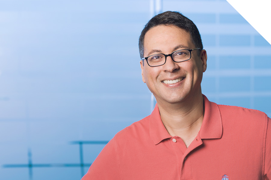 Imad Mouline, Chief Technology Officer